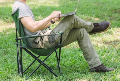 chaise camping ultraportable